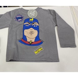 Sudadera Super Heroes niño
